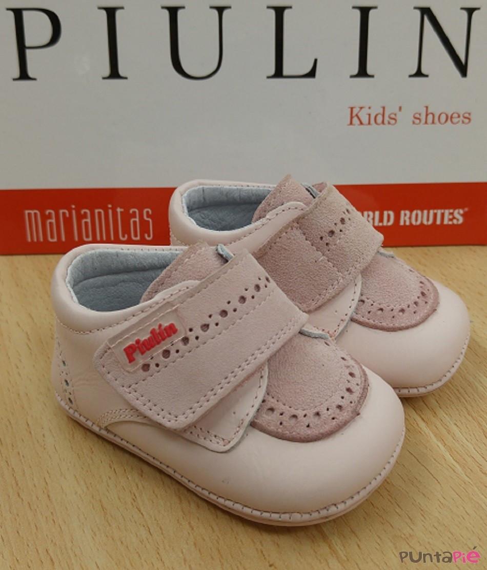 NacidasPeuque Piulin Para BebesRecien De Zapatos Piel TFJc3uK15l
