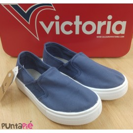 Zapatillas Slip On Victoria
