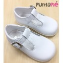 zapatito blanco de Oh My Toe