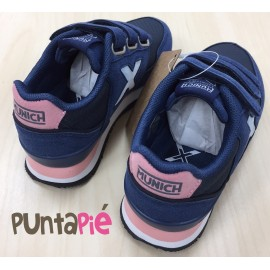 Zapatilla Munich Dash Kid 18